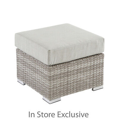 New MUSE Bayview Outdoor Ottoman