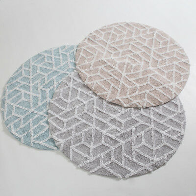 New MUSE Labyrinth Round Bath Mat