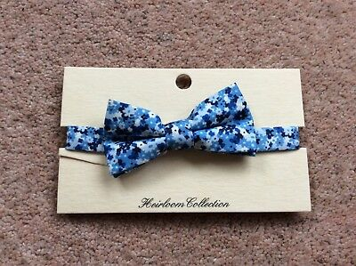 John Lewis Boys Bow Tie From The Heirloom Collection BNWT
