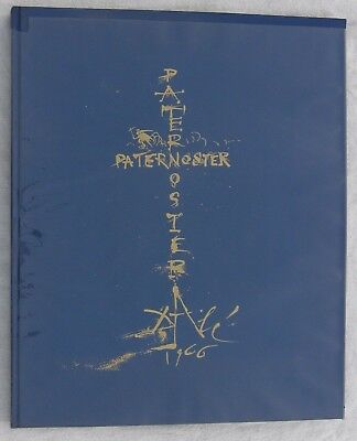DALI' Dalì Paternoster – Art book - Rizzoli editore, Milano 1966 great condition