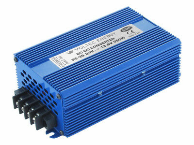 Dc/dc Converter Ps-250H 30÷80V / 24V 250W Galvanic Isolated (Ip67) Waterproof