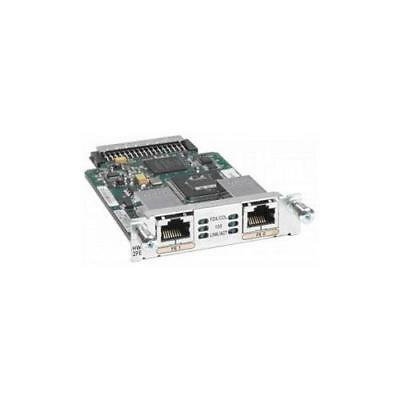 NEW HWIC-2FE= 2-Port Fast Ethernet High-Speed WIC HWIC 2 Port