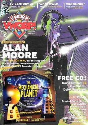 Vworp Vworp Volume 3 (2017, 208 pages colour) with free CD gift