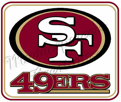 San Francisco 49ers Mousepad