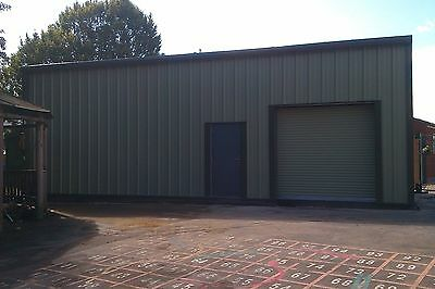 Steel Framed Storage Building / Workshop / Office / Warehouse /Garage/ No 07