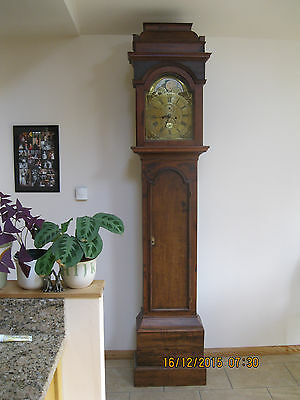 Longcase Clock Dating back to circa 1750
