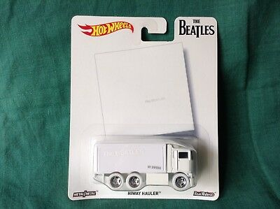 Hot Wheels The Beatles-Hiway Hauler (neu +OVP)