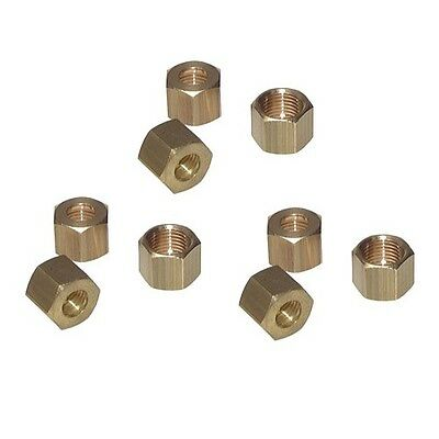 Union Nuts for messing-verschraubungen Air Screw-In Clamp Ring