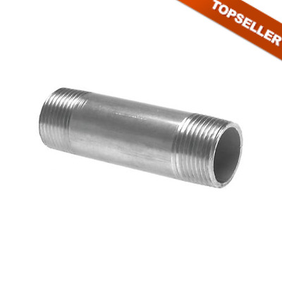 Pipe Nipple,Extension,Connector,Compressed Air Pipe,VA 1.4571,Extension PN20