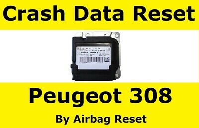 Peugeot 308 Airbag Crash Data Reset Service | Same Day Service - See Listing