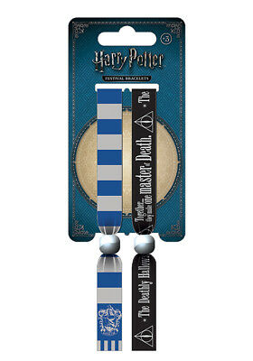 Harry Potter Ravenclaw Festival Wristbands Bracelets Hogwarts School
