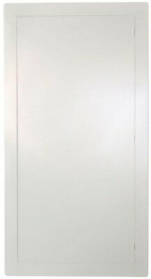 Plastic Wall Ceiling Access Panel Opening Rectangle Latches 29 x 14 in. Acudor
