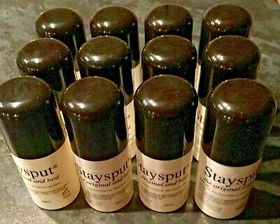 Staysput Lymphoedema Compression, Surgical Stocking Glue. 12 Bottle Bulk Offer!