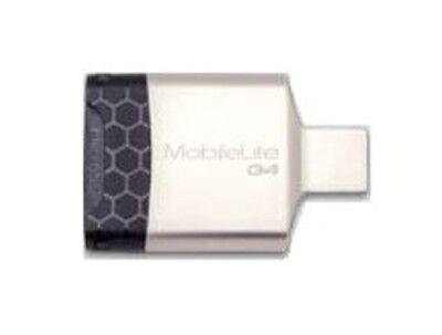 Kingston FCR-MLG4 MobileLite G4 USB3.0 Multi-Card Reader SD, SDHC, SDXC, UHS-II
