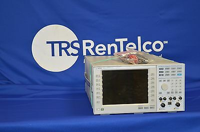 Agilent E5515C/8960 Series 10 Mobile Com Analyzer.  Rev 5.8 Updated Options