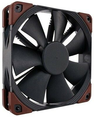 Noctua NF-F12 IndustrialPPC-2000 IP67 PWM Cooling Fan  120x120x25mm SSO2 Bearing