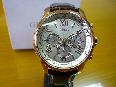 Guess Men Watch Horizon W0380G4
