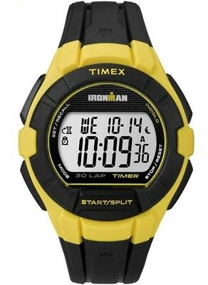 Timex Men's Quartz Sports Watch TW5K95900S Ironman 10ATM Rubber Indiglo