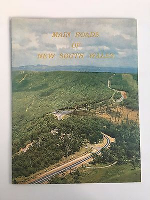 Department of Main Roads NSW DMR Main Roads of New South Wales NSW