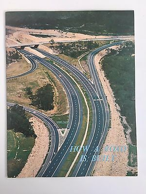 Department of Main Roads NSW DMR How a Road is Built