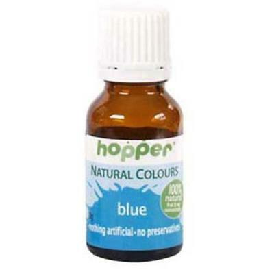 Hopper Natural Food Colouring Blue