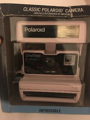 Impossible UO Refurbished Cool Cam Polaroid Instant Camera