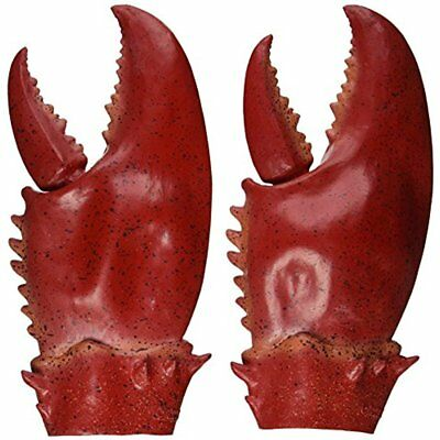 Giant Lobster Claws Costume Dress Up Crab Hand Halloween Lobsters GIFT NEW