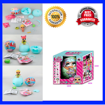 1 Ball LOL Surprise Lil Outrageous Littles Series 2 Style 2 - Original Ball