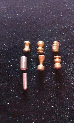Security Pins. practice/anti bump, hand made tumbler lock pins lot#11