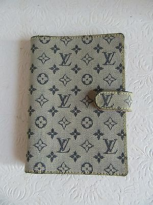 Louis Vuitton Agenda - Day Planner - Monogram Mini Lin Ca1020