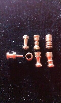 Security Pins. practice/anti bump, hand made tumbler lock pins lot#23