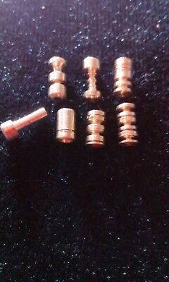 Security Pins. practice/anti bump, hand made tumbler lock pins lot#27