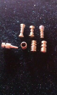 Security Pins. practice/anti bump, hand made tumbler lock pins lot#29