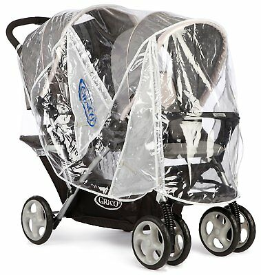 Graco Stadium Duo Raincover *RRP £37.99* *NOW £14.99* SAVE £23