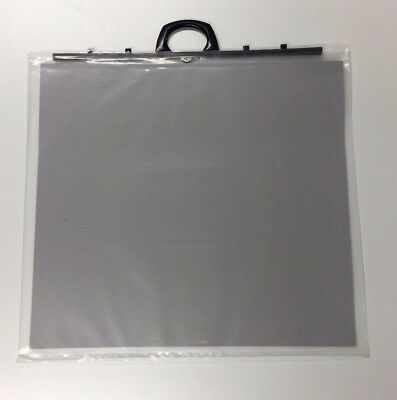 Clear Carry Case A2  Artist Art  Folder Plastic