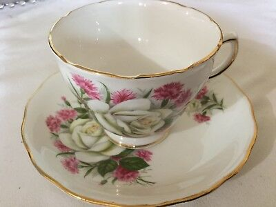 Royal Vale Bone China  Cup And Saucer England