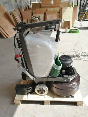 Xingyi X7 Planetary concrete grinder/polisher 5.5 hp with reverse