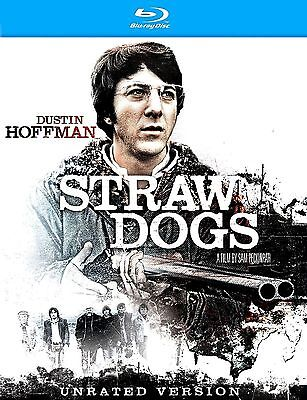 """Dustin Hoffman """"STRAW DOGS (1971)""""film by SAM PECKINPAH Unrated BLU RAY 2011 new"""