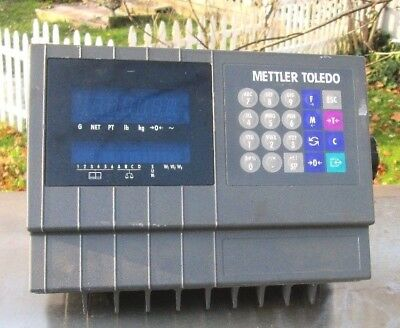 Mettler Toledo Jagxtreme Industrial Scale Terminal Interface Display 100-240V