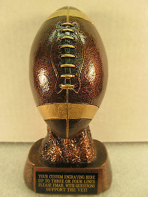 Fantasy Football Trophy Award FREE Engraving Shipped 2-3 Day Priority Same Day