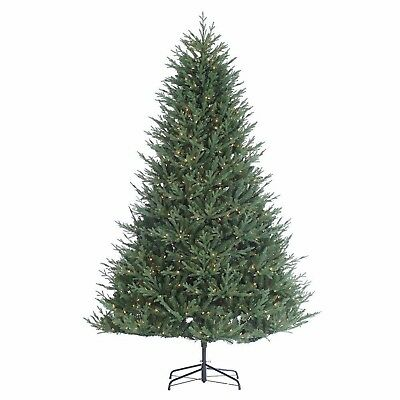 STERLING Artificial Christmas Tree 9 ft. Pre-Lit Undecorated Incandescent Lights
