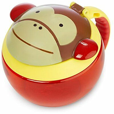Snack Cup Baby Zoo Little Kid/Toddler, Monkey Style Cute cup For Child Travel