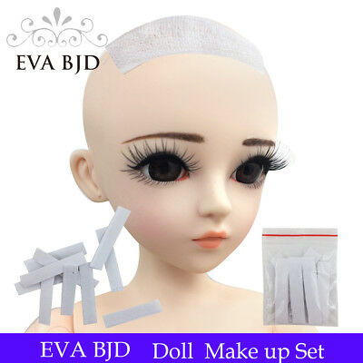 10 Pc/ bag Wig Fixer Solid Adhesive Hook Glue Sticky for BJD SD Doll Hair Wigs