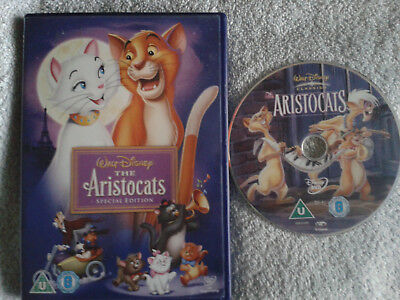 Walt Disney The Aristocats Special Edition Dvd