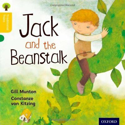 Oxford Reading Tree Traditional Tales: Level 5: Jack and the Beanstalk by...
