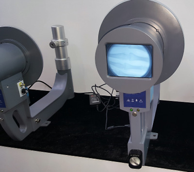 Portable X-Ray Fluoroscopy Instrument Machine X-ray hand hold Medical Imaging