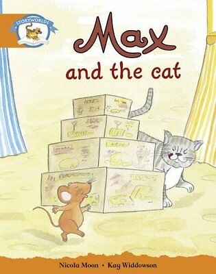 Literacy Edition Storyworlds Stage 4, Animal World, Max and the Cat by...