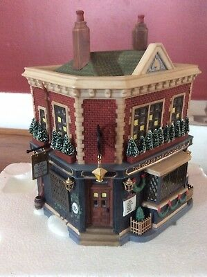 Dept 56 Dickens' Village The Horse and Hounds Pub with Original Box