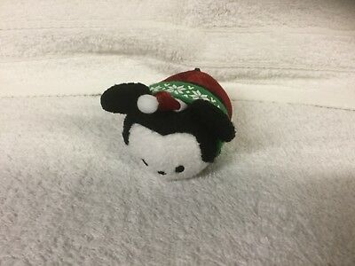 Disney Christmas Tsum Tsums - MICKEY MOUSE brand new without tags