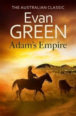Adam's Empire by Evan Green (Paperback, 2016)